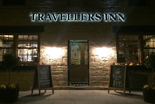 Book a Table at The Travellers Inn, Birdwell